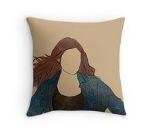 The Girl Who Waited, Amy Pond Throw Pillow