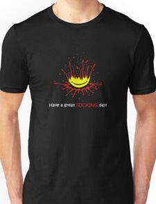 Such Happiness. Unisex T-Shirt