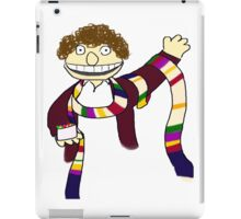 Fourth Doctor Muppet Style iPad Case/Skin