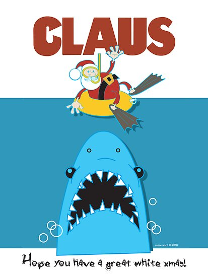 Claus! by Reece Ward