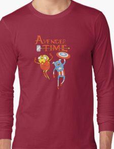 Avenger Time Long Sleeve T-Shirt