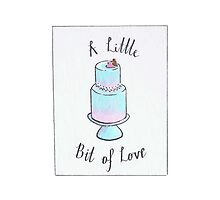 A Little Bit Of Love by Carolyn Huane