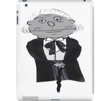 First Doctor Muppet Style iPad Case/Skin
