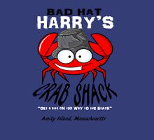 Bad Hat Harry's Crab Shack Unisex T-Shirt