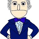 Third Doctor Muppet Style by Qooze