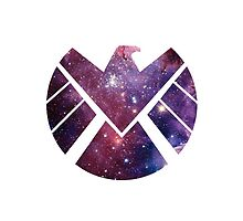 S.H.I.E.L.D Purple Galaxy by tahliarosemarie