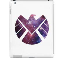S.H.I.E.L.D Purple Galaxy iPad Case/Skin