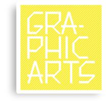 Graphic Arts Canvas Print