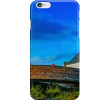 Behind the Fishing Shed iPhone Case/Skin