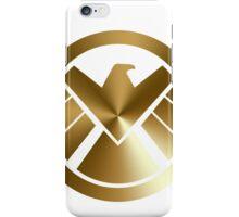 S.H.I.E.L.D Golden iPhone Case/Skin