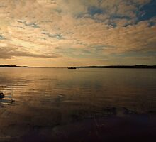Morning Time, Wilson Inlet, Denmark, Western Australia by Elaine Teague