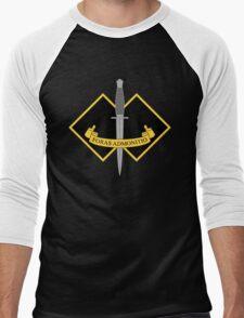 2 Commando Men's Baseball ¾ T-Shirt