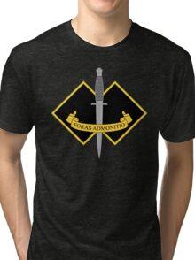2 Commando Tri-blend T-Shirt