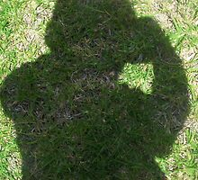 My shadow by Basjan