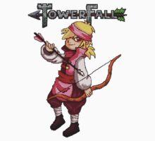 Towerfall Pink Archer Kids Clothes