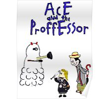 Ace and the Professor Poster