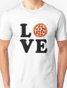 Love Pizza T-Shirt