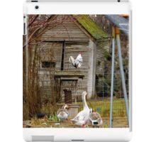 I Love Back Country Roads iPad Case/Skin