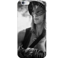 Masked Up  iPhone Case/Skin