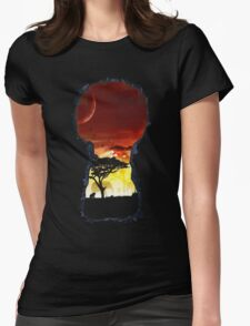Savannah Womens Fitted T-Shirt