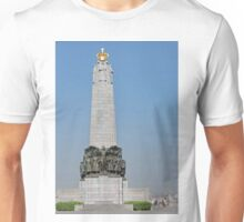 Belgian National Infantry Memorial, Brussels Unisex T-Shirt