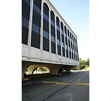The Office Building Photographic Print