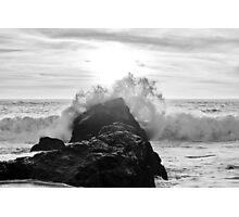 Pacific Zen Photographic Print