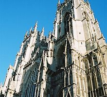 York Minster by Abi Skeates