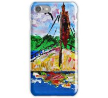 'Sail' by Jolene Ejmont iPhone Case/Skin