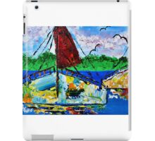 'Sail' by Jolene Ejmont iPad Case/Skin
