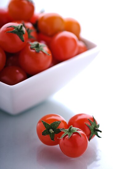 A Taste of Tomato. by Ryan Carter