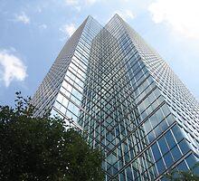 Toronto Skyscraper by jobe