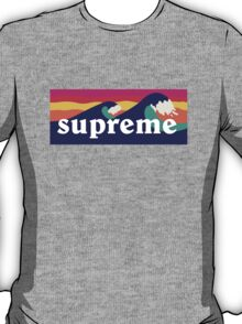 Supreme Waves T-Shirt