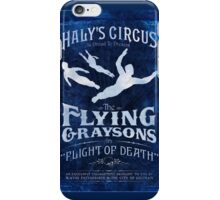 Flying Graysons iPhone Case/Skin