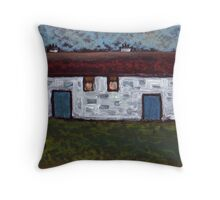 The barn conversion Throw Pillow
