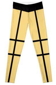 Leeloo Pants! Leggings