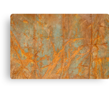 Rusty metal1 Canvas Print