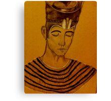 Ahkmenrah Canvas Print
