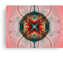 Breach:  La Vie en Rose  (G1284) Canvas Print