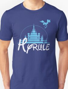 Hyrule Castle  T-Shirt