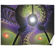 A Tear in the Fabric of the Universe  (UF0220) Poster