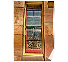 Inside Looking Out - Gladesville Hospital - The HDR Series Poster