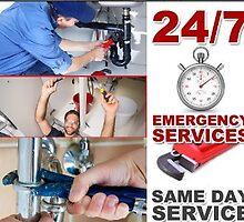 Emergency Plumber & Drain Repair Services Oakville by Presco Plumbing