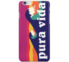 Pura vida iPhone Case/Skin