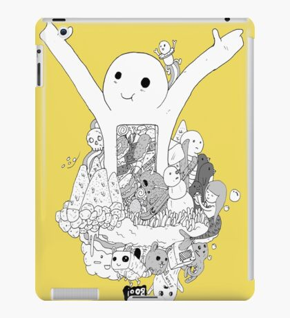 Stand up iPad Case/Skin