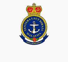 Crest of the Royal Malaysian Navy  Unisex T-Shirt