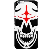 Parque Mask Design iPhone Case/Skin