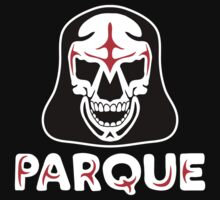 Parque Mask Design by Mouthpiece Designs