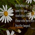 Happy Birthday  by Rosalie Dale