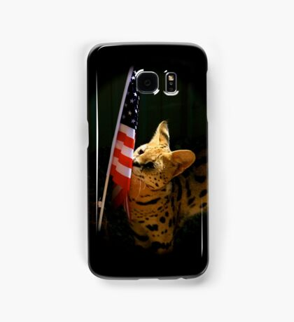 Patriot Samsung Galaxy Case/Skin